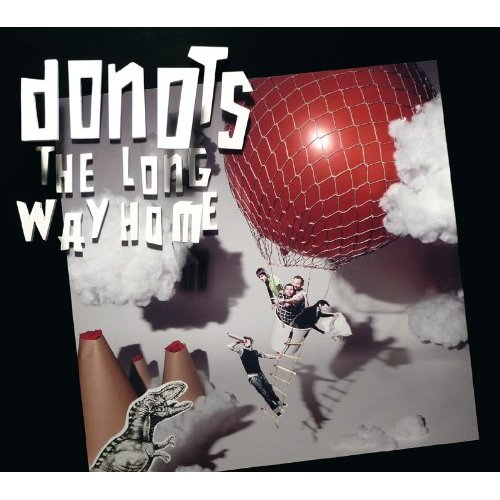 The Donots - The Long Way Home