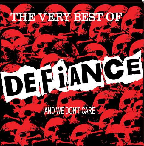 Defiance - The very best of Defiance (and we don´t care)