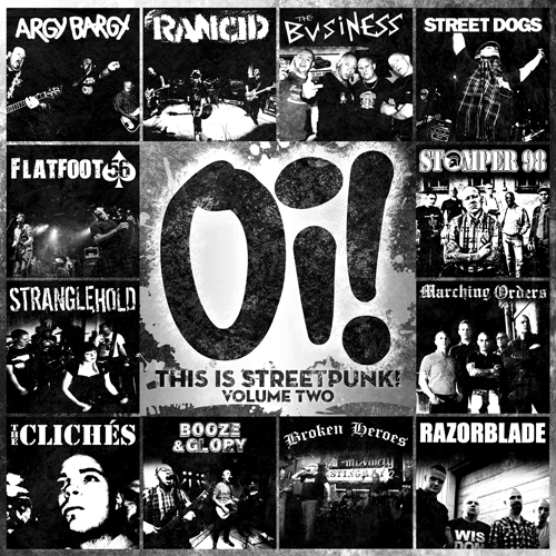 Various Artists - Oi! This Is Streetpunk!, volume 2